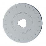 Lưỡi dao cắt tròn 45mm tungsten Olfa RB45-1 hộp 1 cái