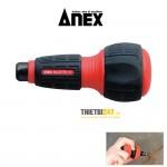 Cán tô vít 6.35mm No.3775-H Anex Nhật bản