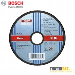 Đá cắt kim loại Bosch 100x16x1.2mm 2 608 600 266
