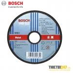 Đá cắt kim loại Bosch 100x16x2mm 2 608 600 267