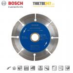 Đĩa cắt đá granite có khía 105x16/20x1.6mm Bosch 2 608 603 728