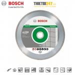 Đĩa cắt gạch ngói không khía Bosch 105x16/20x1.6mm 2 608 603 729