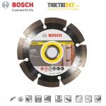 Đĩa cắt kim cương đa năng có khía 105x16/20x1.6mm Bosch 2 608 603 726