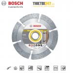 Đĩa cắt kim cương đa năng có khía Bosch 110x20/16x 2mm 2 608 602 468
