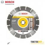 Đĩa cắt kim cương đa năng có khía Bosch 230x22.23x2.3x7mm 2608602195