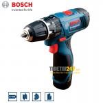 Khoan động lực dùng pin Bosch GSB 1080-2-LI