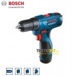 Máy khoan bắt vít dùng pin Bosch GSR 1080-2-LI