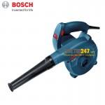 Máy thổi gió có Bộ phận hút bụi Bosch GBL 800 E 820W