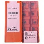Mảnh tiện ren trong, bước 0.5-1.25mm và 48-20 TPI, 06 IR A60 BMA C.P.T Israel