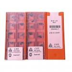Mảnh tiện ren trong, bước 0.5-1.5mm và 48-16 TPI, 08 IR A55 BMA C.P.T Israel