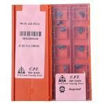 Mảnh tiện ren trong, bước 0.5-1.5mm và 48-16 TPI, 08 IR A60 BMA C.P.T Israel