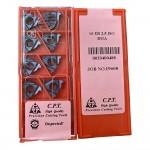Mảnh tiện ren ngoài ISO, bước 2.5mm, 16 ER 2.5 ISO BMA C.P.T Israel