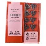 Mảnh tiện ren trong 55°, bước 0.5-3mm, TPI 48-8, 16 IR AG55 BMA C.P.T Israel