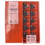 Mảnh tiện ren trong ISO, bước 4mm, 22 IR 4.0 ISO BMA C.P.T Israel
