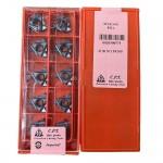 Mảnh tiện ren trong ISO, bước 3.5-5mm và 7-5 TPI, 22 IR N60 BMA C.P.T Israel
