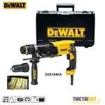 Bộ máy khoan búa Dewalt D25144KA 28mm 900W 3 chức năng