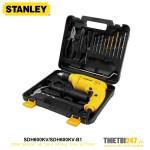 Bộ máy khoan động lực Stanley SDH600KV 13mm 550W 2900rpm 49300bpm