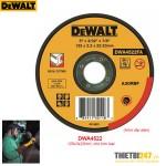 Đá cắt kim loại DeWalt DWA4522 125x3x22mm