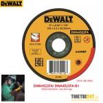 Đá cắt kim loại DeWalt DWA4523FA 150x2.5x22mm