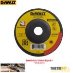 Đá mài kim loại Dewalt DW4543A 125x6x22mm