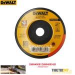 Đá mài kim loại Dewalt DWA4500 100x6x16mm