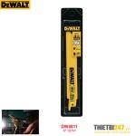 "Lưỡi cưa kiếm cho kim loại Dewalt DW4811 6"" 18TPI"