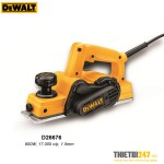 Máy bào cầm tay Dewalt D26676 1.5mm 600W