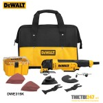Bộ máy cắt rung đa năng Dewalt DWE315K 300W 29 cái