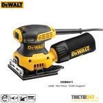 Máy chà nhám vuông Dewalt DWE6411 230W 140x115mm
