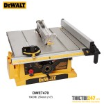 "Máy cưa bàn Dewalt DWE7470 1800W 254mm 10"""