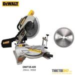 Máy cưa đa góc Dewalt DW714 250mm 1650W