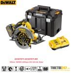 Máy cưa đĩa dùng pin Dewalt DCS575T1 190mm 1600W 54V 6Ah BL Motor