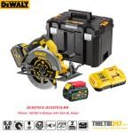 Máy cưa đĩa dùng pin Dewalt DCS575T2 190mm 1600W 54V 6Ah BL Motor
