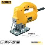 Máy cưa lọng Dewalt DW341K 550W cưa gỗ 85mm cưa thép 10mm