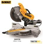 Máy cưa trục trượt Dewalt DWS780 305mm 15 Amp