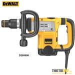 Máy đục bê tông Dewalt D25580K 1050W 8.8J Hex 17mm