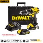 Máy khoan vặn vít động lực dùng pin Dewalt DCD785D2 13mm 18V 2AH