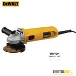 Máy mài góc Dewalt DW820 100mm 710W