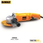 Máy mài góc lớn Dewalt DW840 180mm 1800W