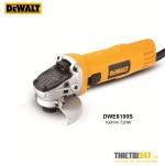 Máy mài góc Dewalt DWE8100S 100mm 720W