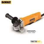 Máy mài góc Dewalt DWE8200PL 100mm 850W