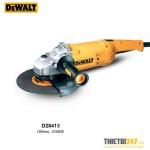 Máy mài góc lớn Dewalt D28413 180mm 2200W