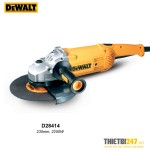 Máy mài góc lớn Dewalt D28414 230mm 2200W