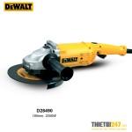 Máy mài góc lớn Dewalt D28490 180mm 2000W