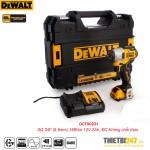 Máy vặn bu lông dùng pin Dewalt DCF902D1 9.5mm 168Nm 12V 2Ah BL Motor