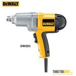 """Súng vặn bu lông bằng điện Dewalt DW293 1/2"""" 710W"""