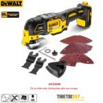 Thân máy cắt rung đa năng pin Dewalt DCS355N 300W 22000vp 18V BL Motor