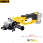 Thân máy mài góc dùng pin Dewalt DCG412N 125mm 405W 7000rpm 18V
