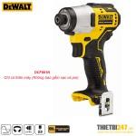 Thân máy vặn vít dùng pin Dewalt DCF801N Hex 6.35mm 163Nm 12V BL Motor