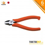 Kìm cắt nhựa lưỡi bằng GPN-125FS Fujiya 5''/125mm